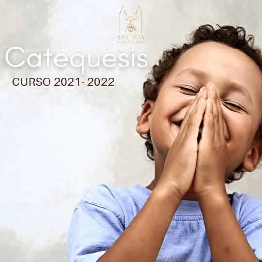 Catequesis parroquial: curso 2021-2022
