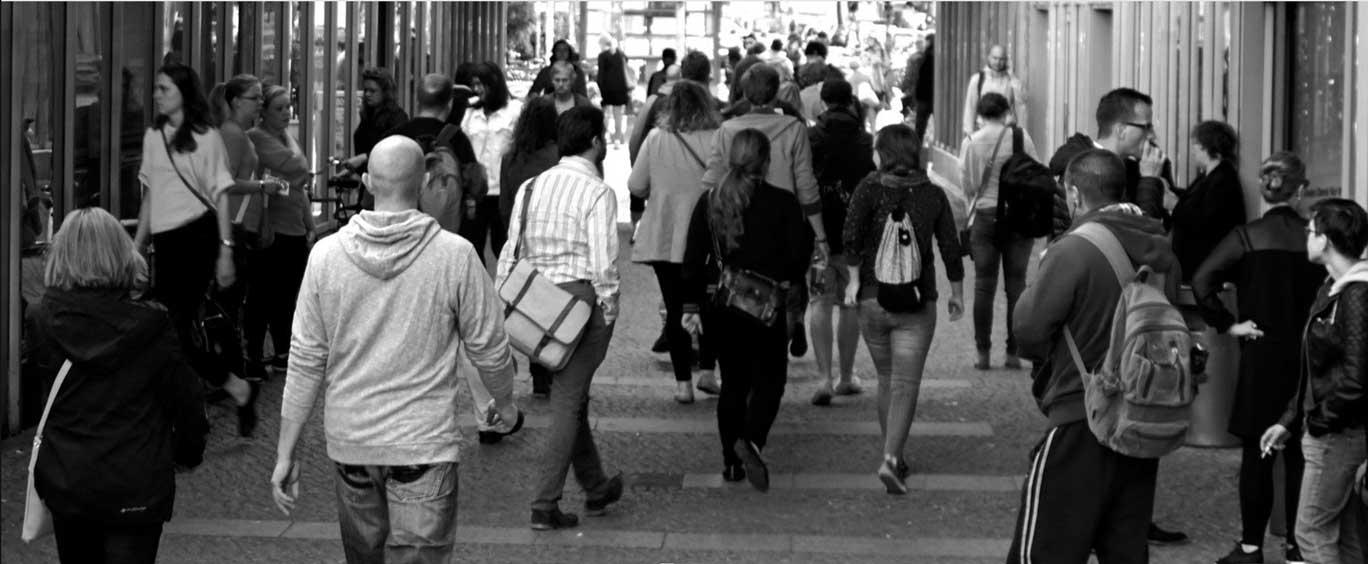 Gente de andar por casa